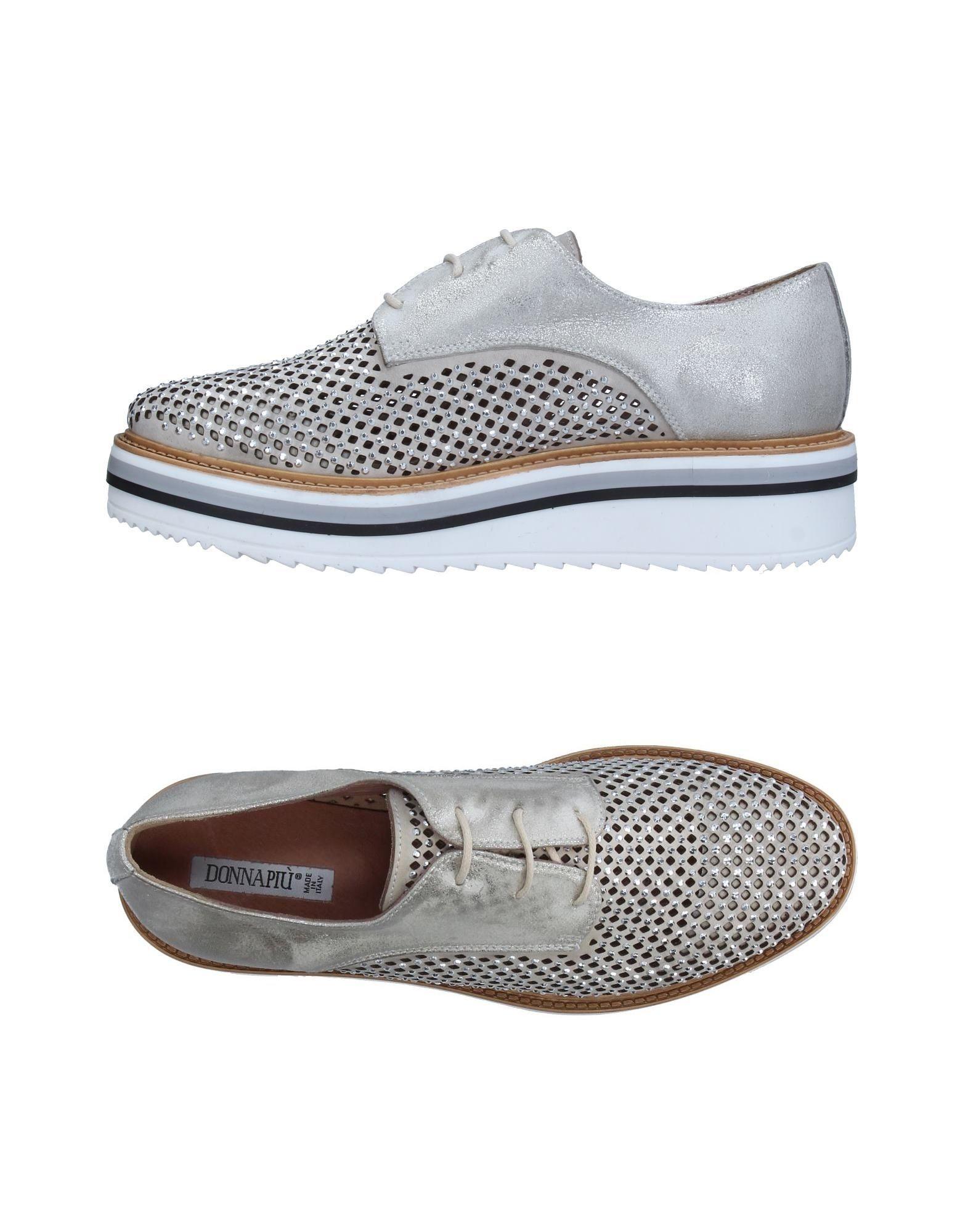 DONNA PIÙ Обувь на шнурках donna più обувь на шнурках