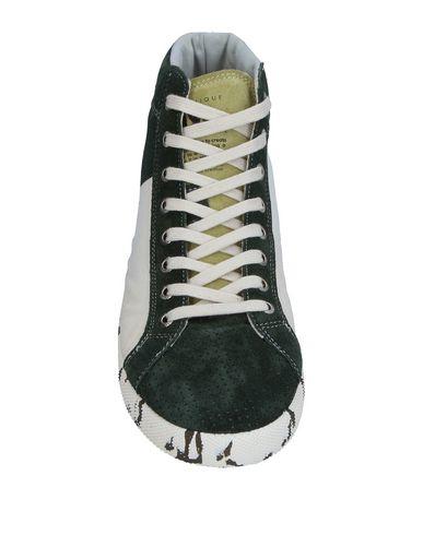 Фото 2 - Высокие кеды и кроссовки от SPRINGA цвет слоновая кость