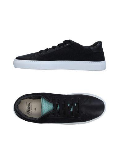 Фото - Низкие кеды и кроссовки от SPRINGA черного цвета