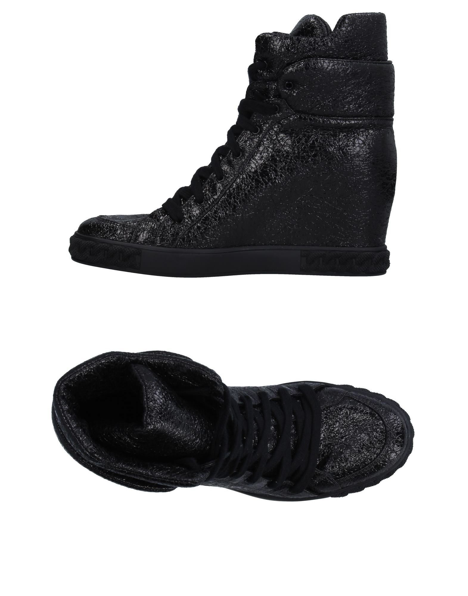 CASADEI Высокие кеды и кроссовки кроссовки casadei casadei ca559awagzy4