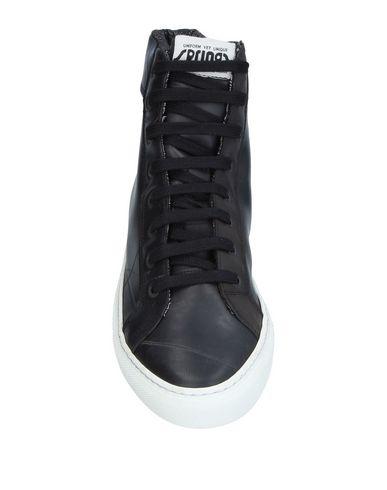 Фото 2 - Высокие кеды и кроссовки от SPRINGA черного цвета