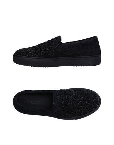 Sneackers Nero donna AKHAL TEKÈ Sneakers&Tennis shoes basse donna