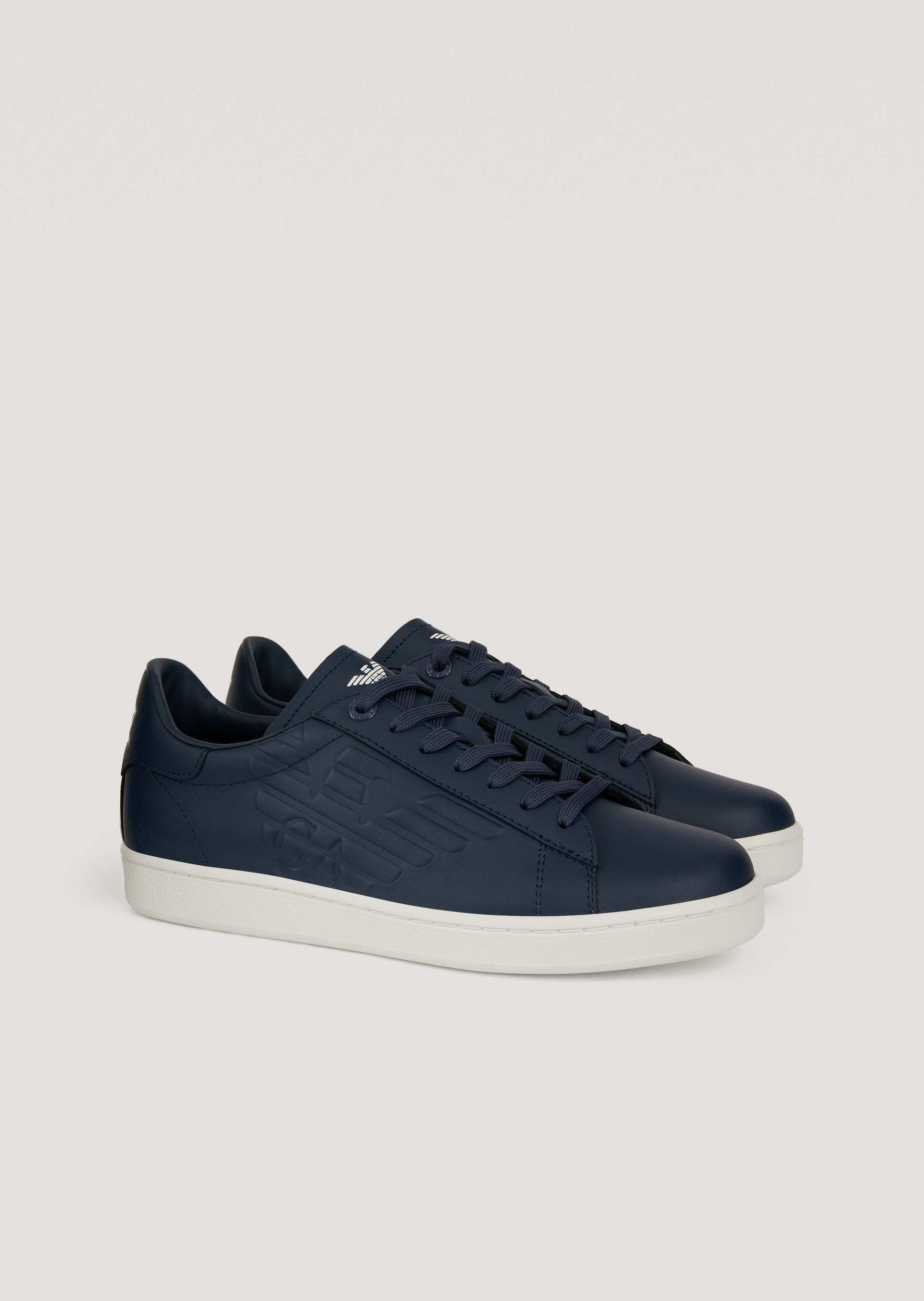OFFICIAL STORE EMPORIO ARMANI - Chaussures - Sneakers on armani.com