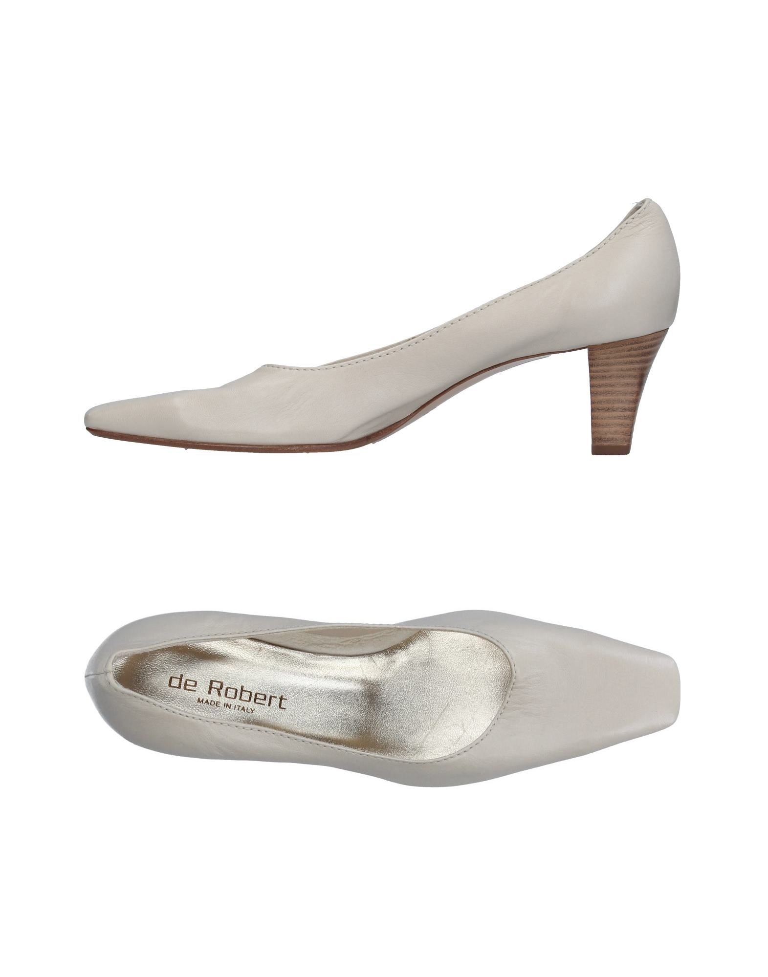 DE ROBERT Туфли цены онлайн