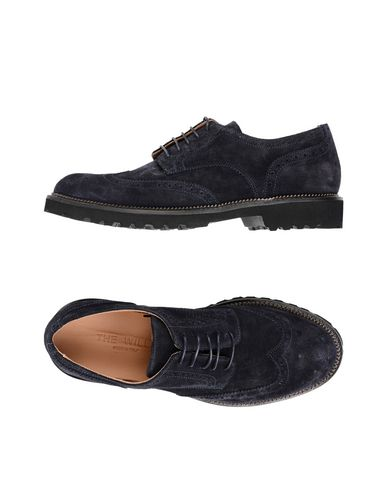Обувь на шнурках от THE WILLA