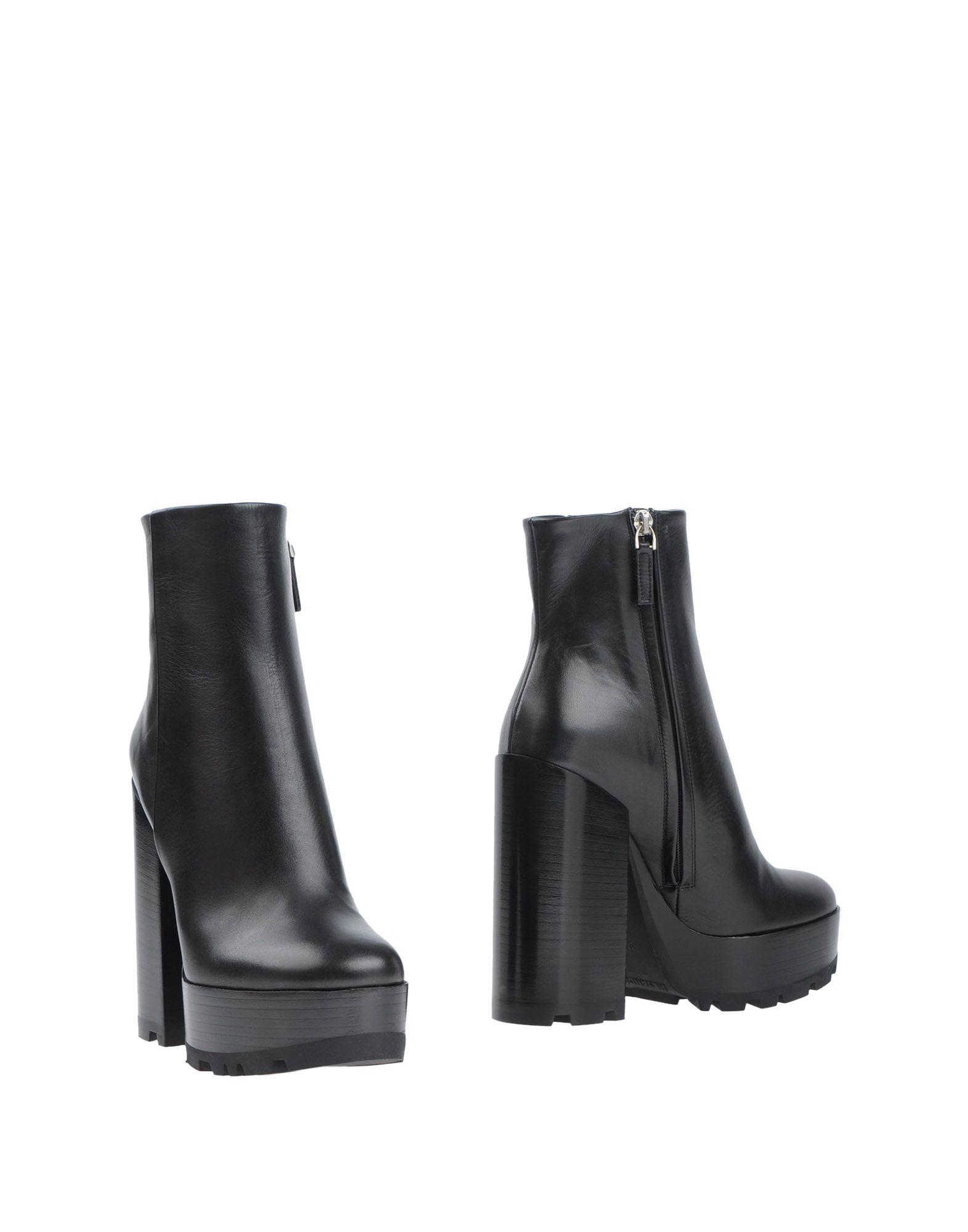 JIL SANDER Полусапоги и высокие ботинки