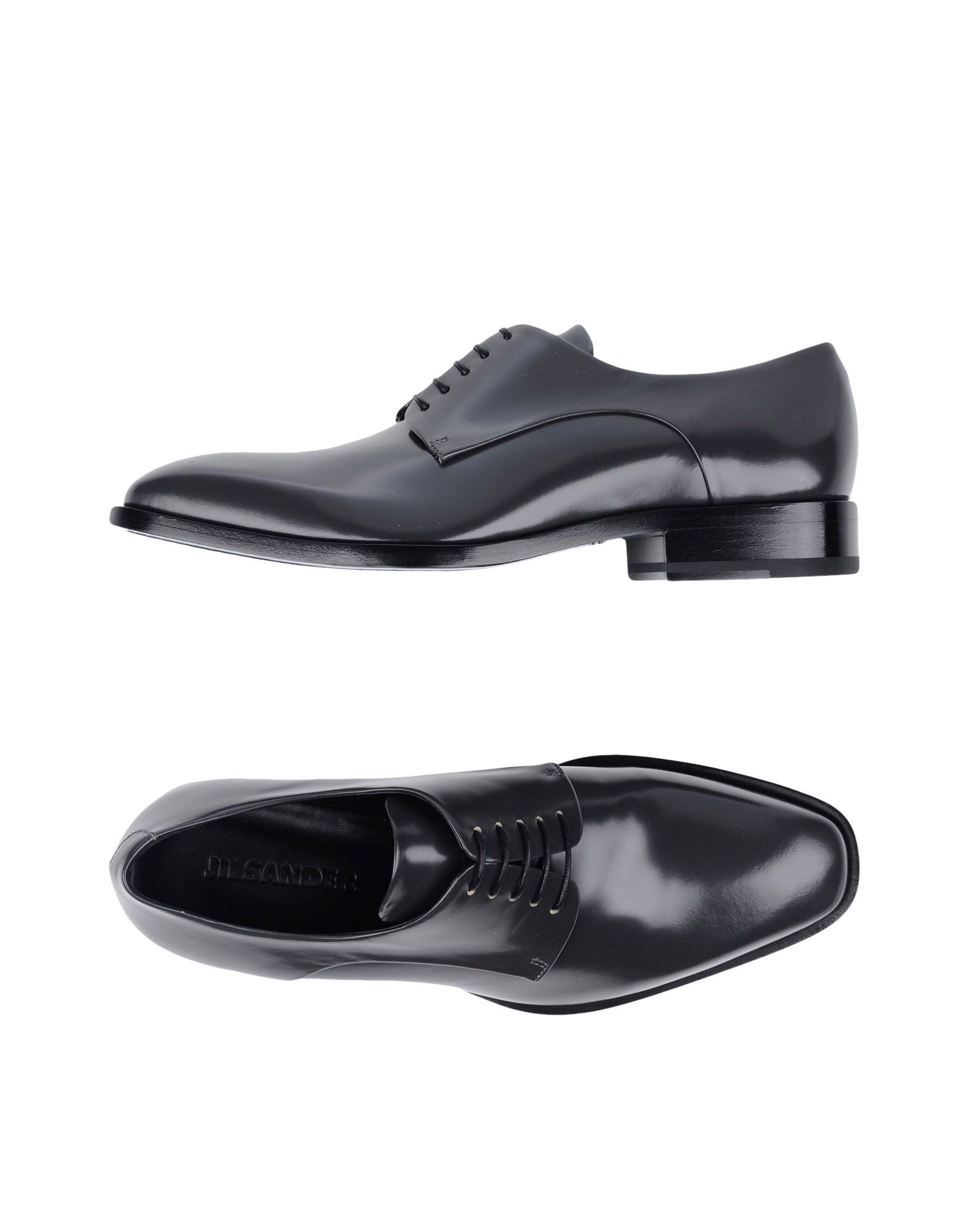 Jil Sander Lace Up Shoes Shop At Ebates