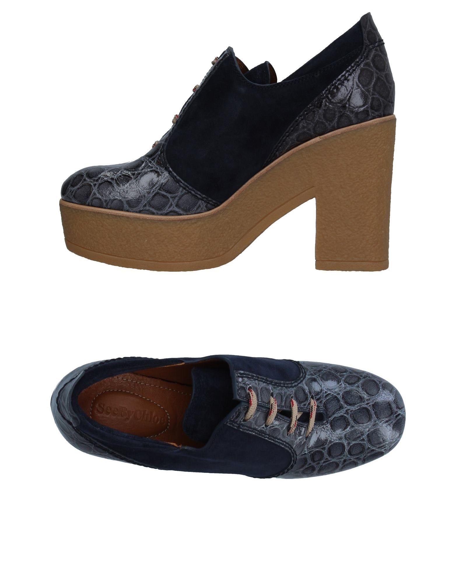 цены на SEE BY CHLOÉ Обувь на шнурках в интернет-магазинах