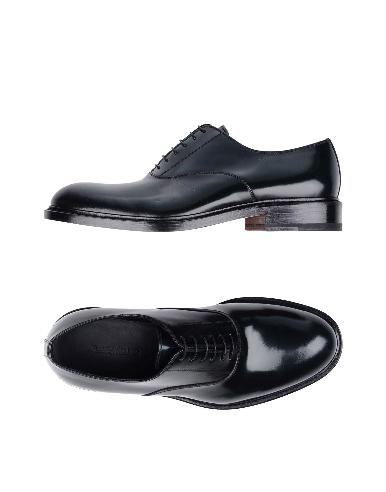 JIL SANDER Обувь на шнурках antony sander обувь на шнурках