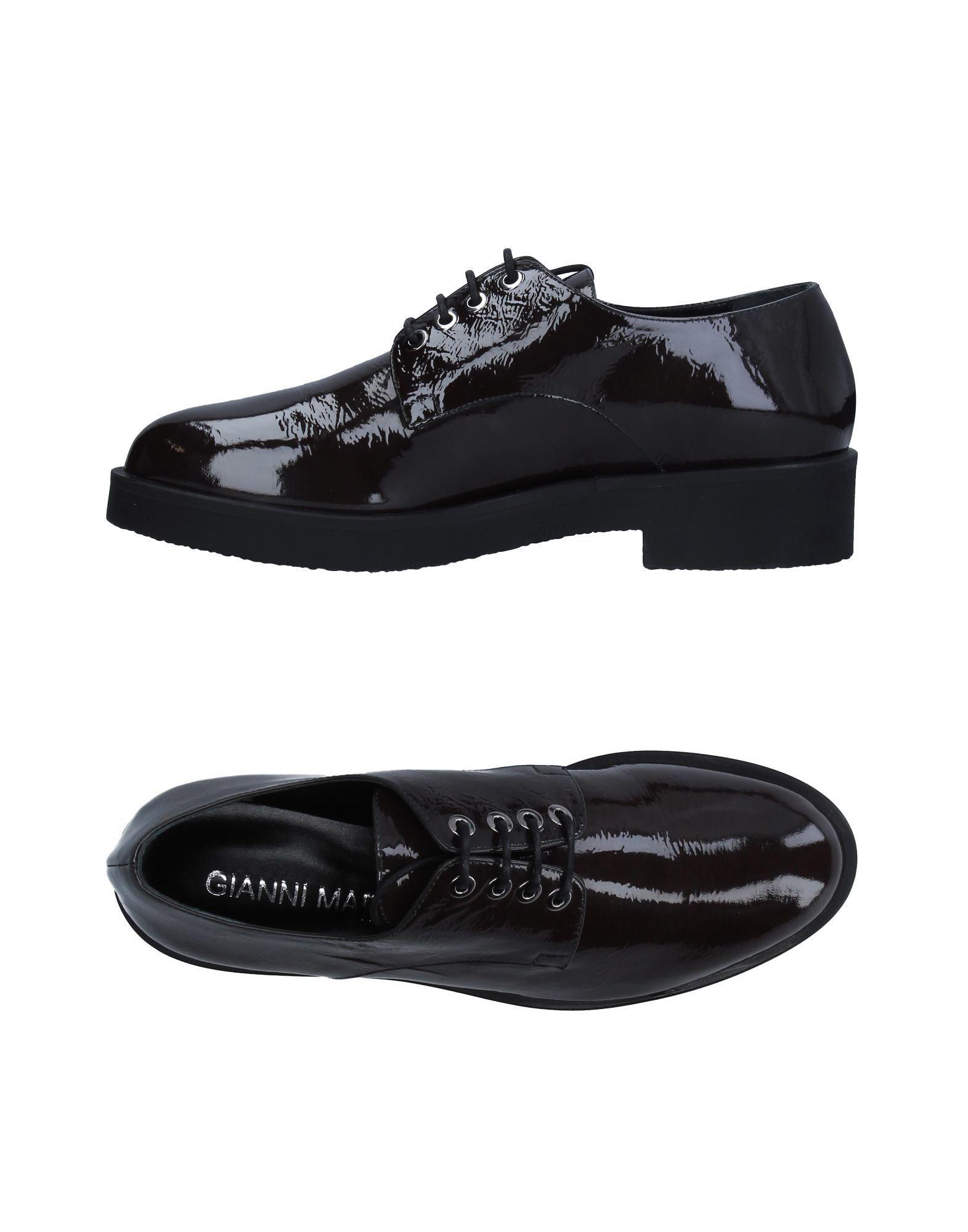 GIANNI MARRA Обувь на шнурках areyourshop hot sale 10 pcs 5 color copper 4mm banana plug connector high quality