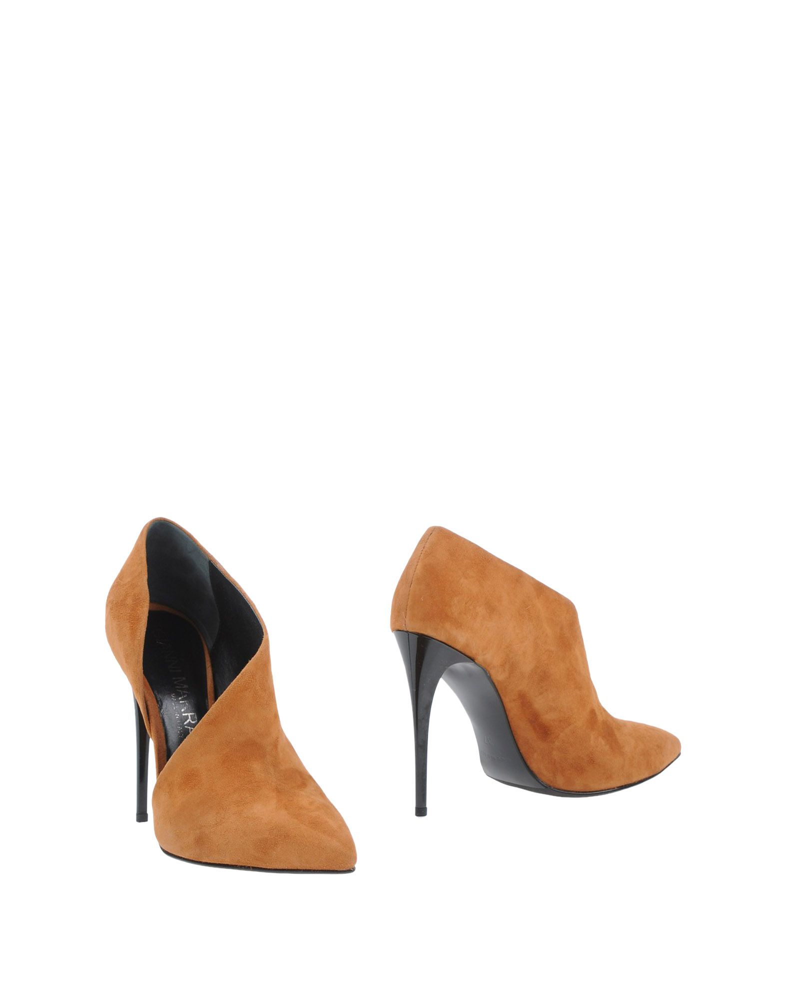 GIANNI MARRA Ботинки цены онлайн