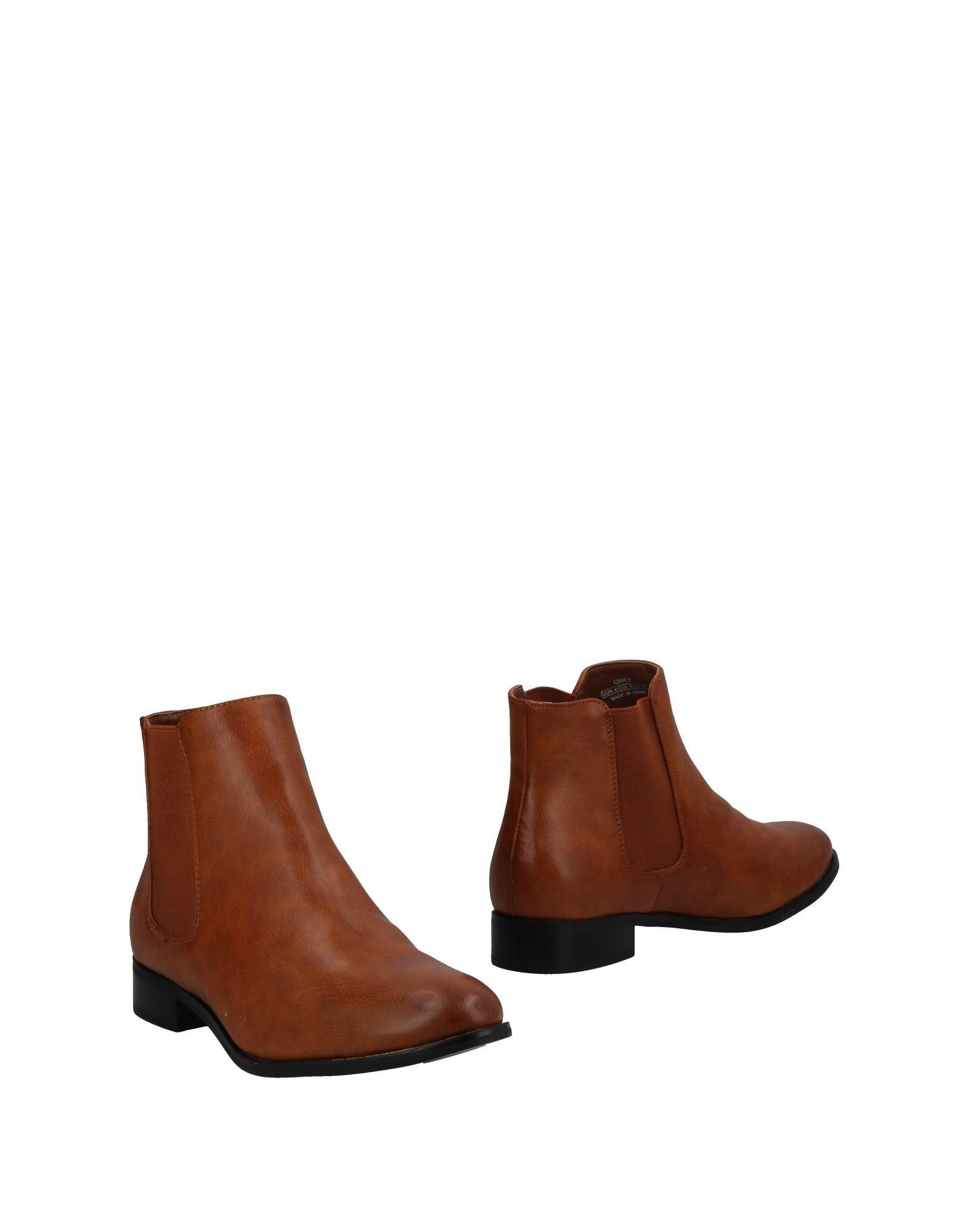 ONLY Полусапоги и высокие ботинки
