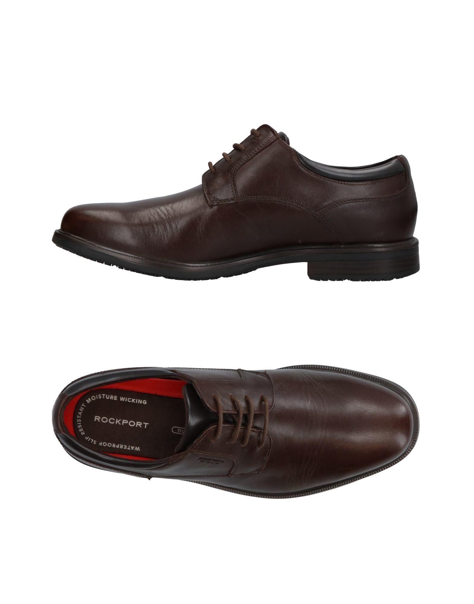 где купить  ROCKPORT Обувь на шнурках  по лучшей цене