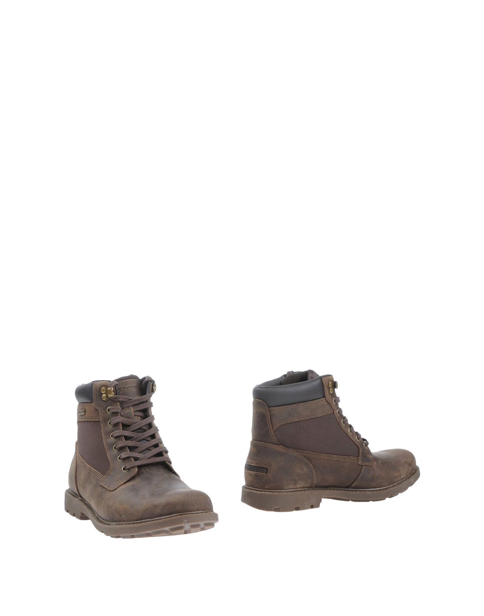 где купить  ROCKPORT Полусапоги и высокие ботинки  по лучшей цене
