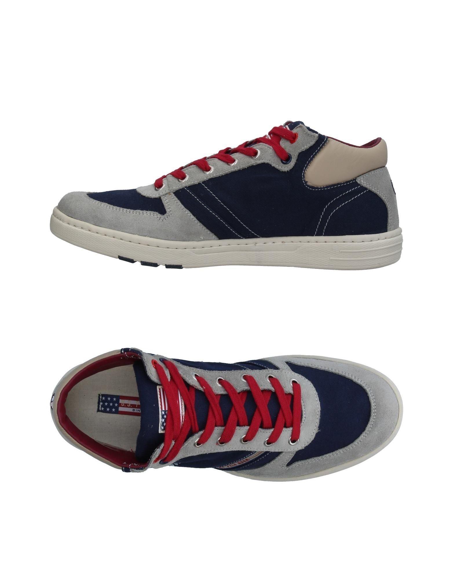 Фото U.S.POLO ASSN. Высокие кеды и кроссовки. Купить с доставкой