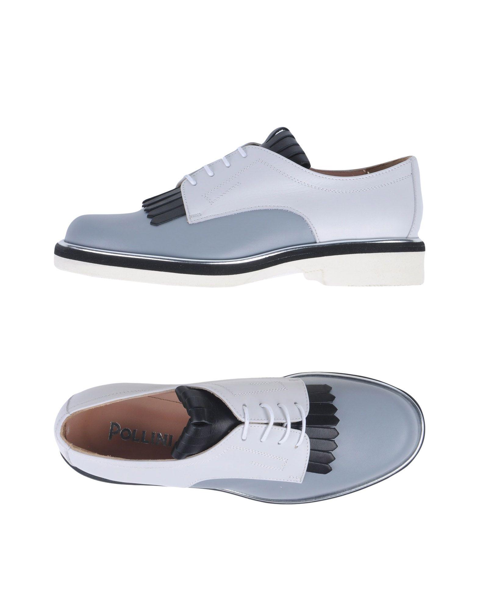 POLLINI Обувь на шнурках обувь ламода