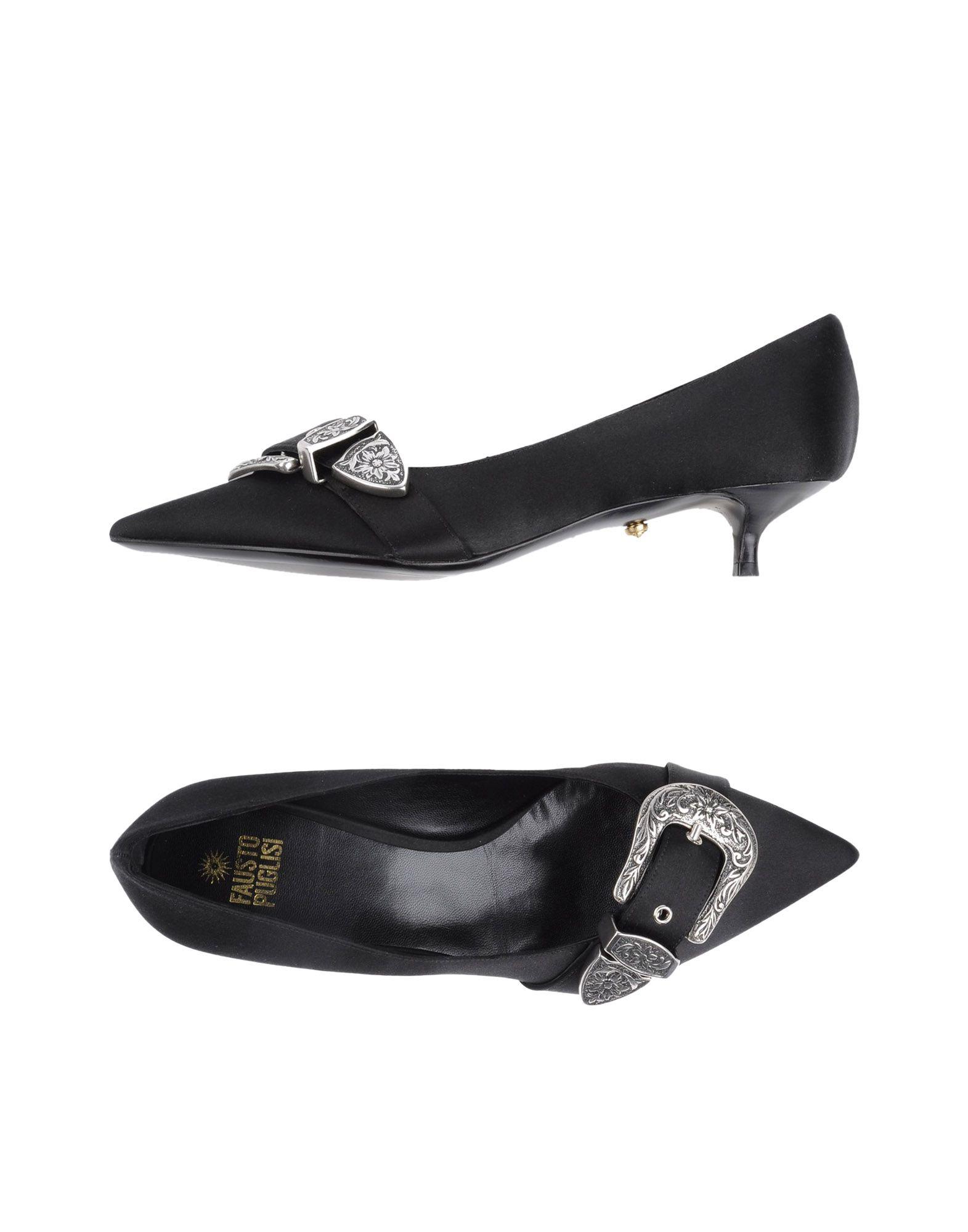 FAUSTO PUGLISI Туфли moda di fausto туфли