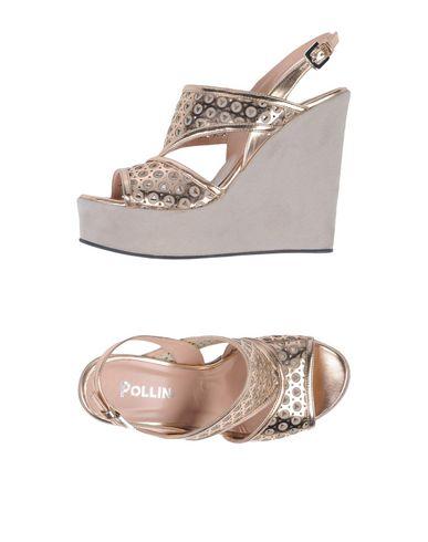 Купить Женские сандали  цвет медный