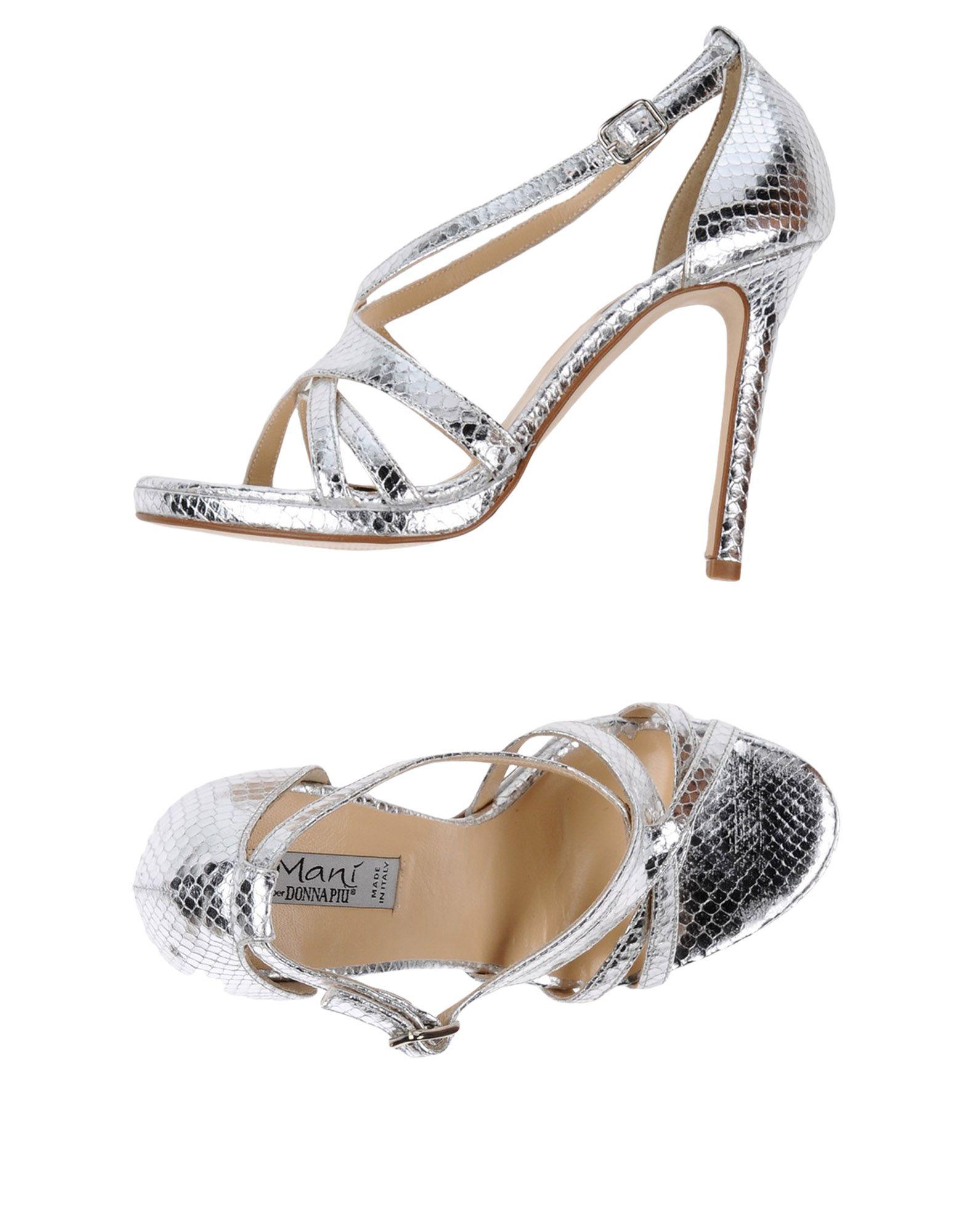 MANÌ per DONNA PIÙ Сандалии donna più обувь на шнурках