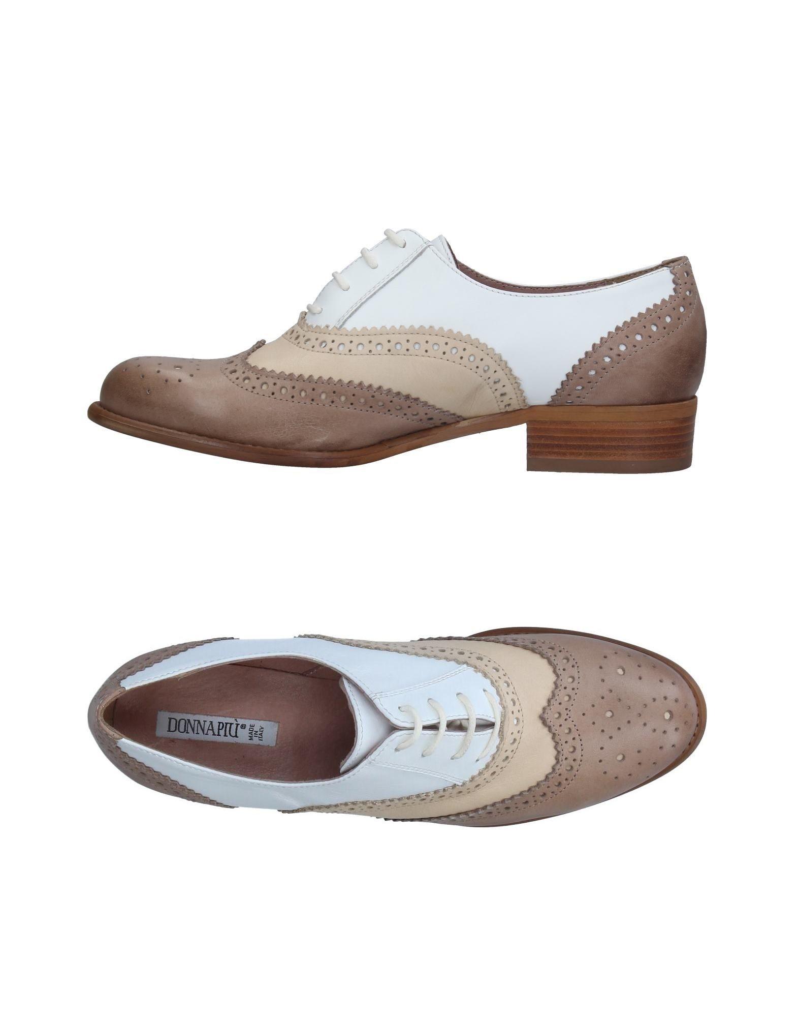 DONNA PIÙ Обувь на шнурках цены онлайн