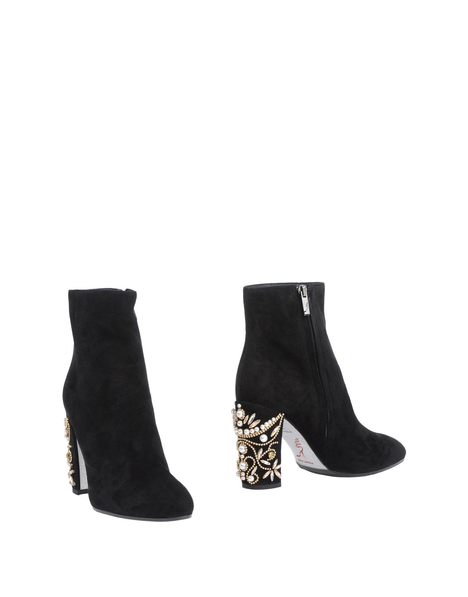 где купить RENE' CAOVILLA Полусапоги и высокие ботинки по лучшей цене