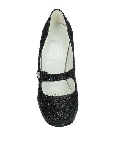 Фото 2 - Женские туфли DIVINE FOLLIE черного цвета