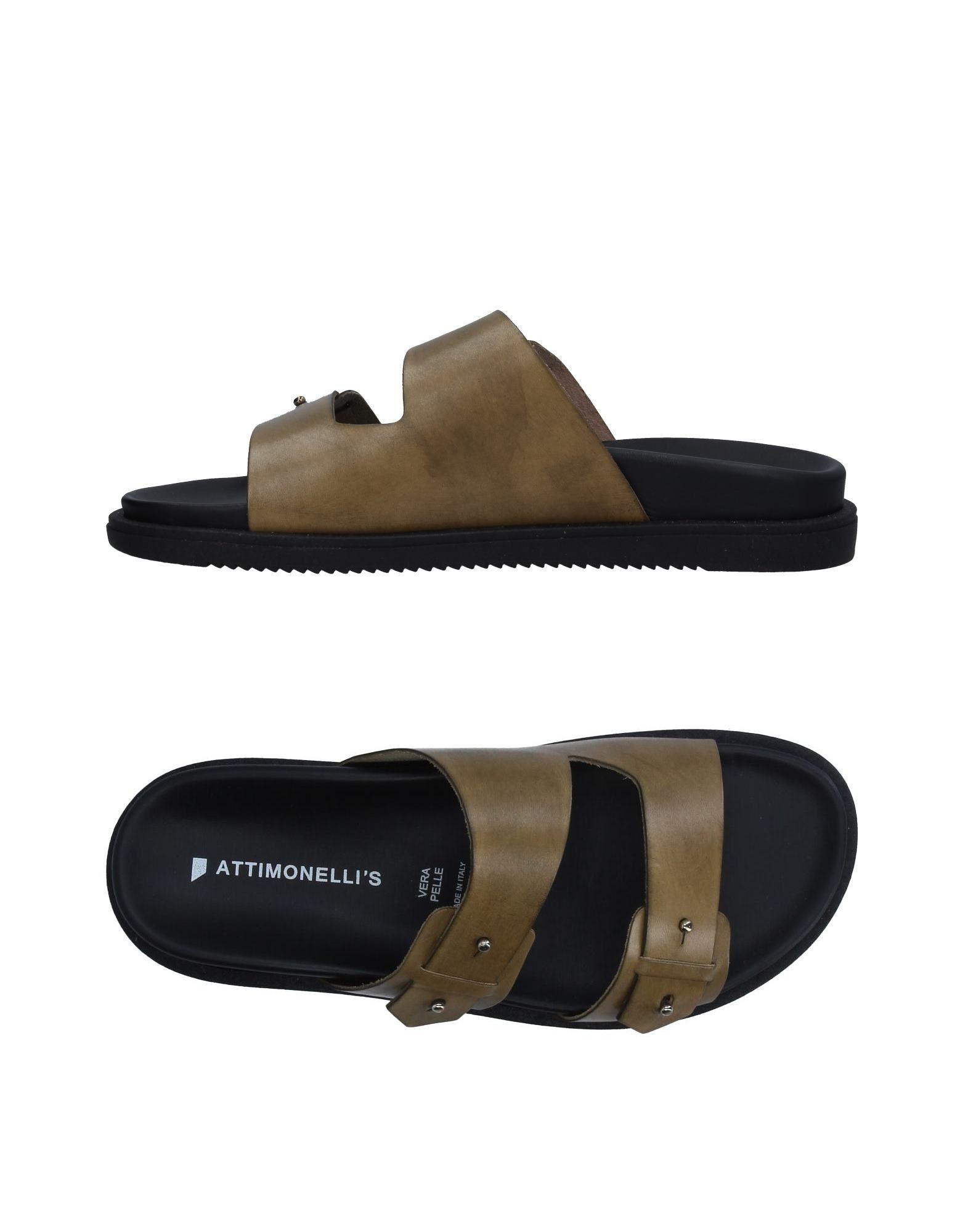 ФОТО attimonelli's сандалии