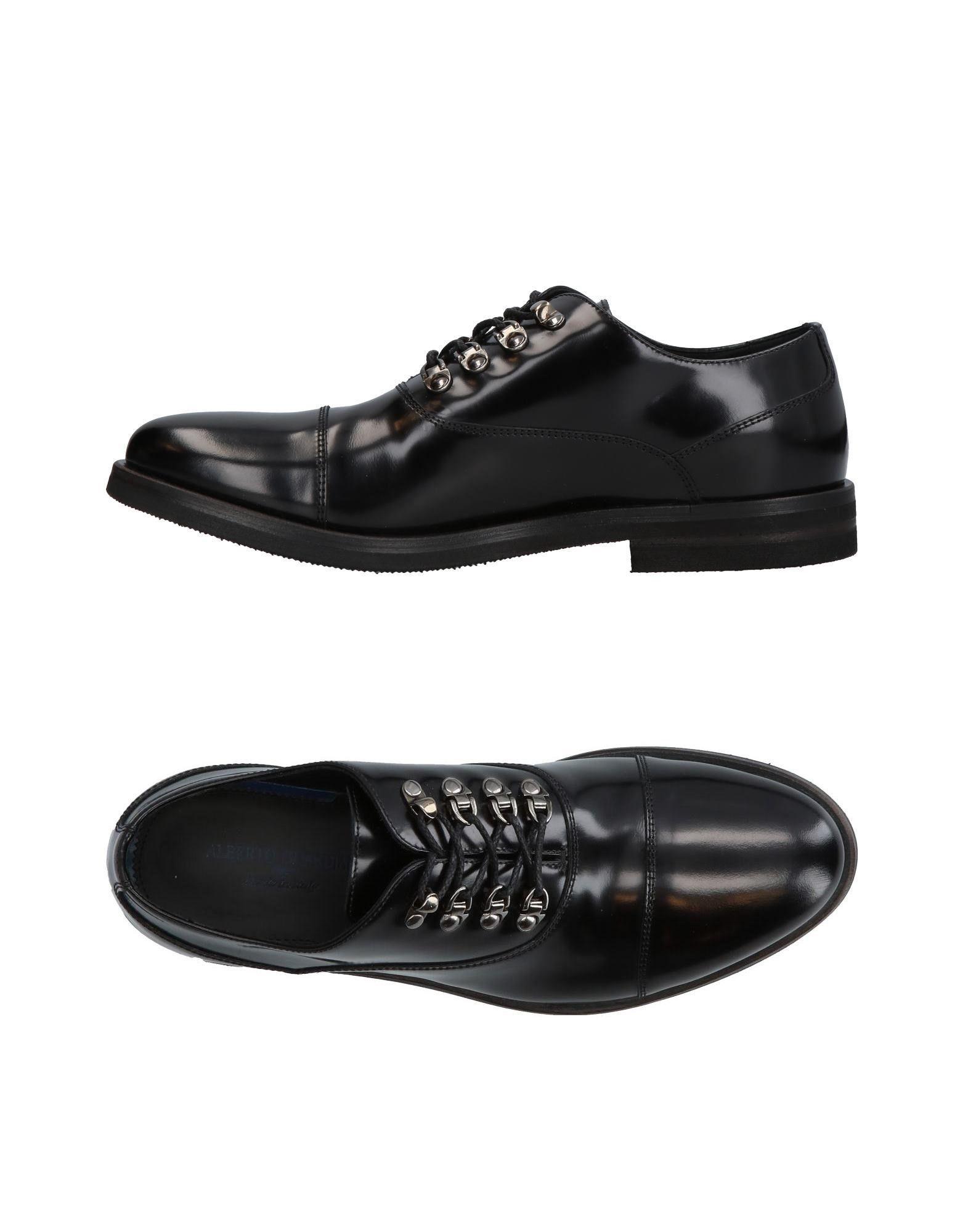 где купить  ALBERTO GUARDIANI Обувь на шнурках  по лучшей цене