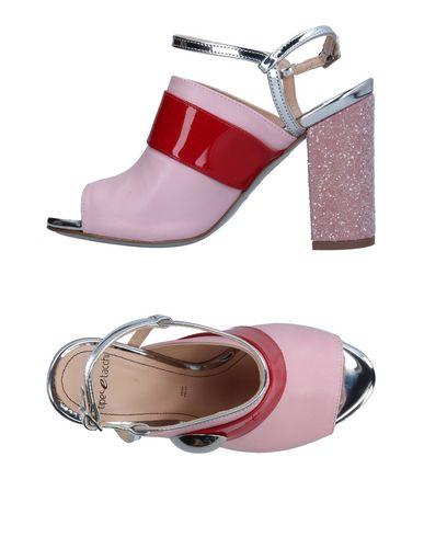 Фото - Женские сандали TIPE E TACCHI розового цвета