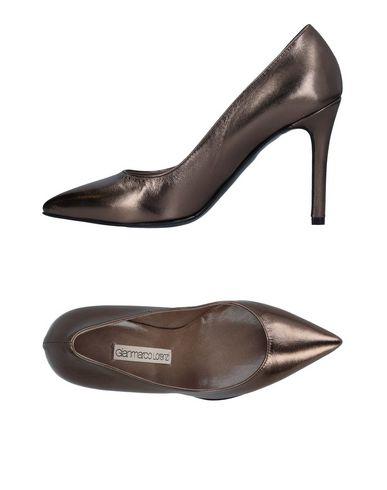 Фото - Женские туфли  свинцово-серого цвета