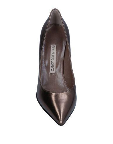 Фото 2 - Женские туфли  свинцово-серого цвета
