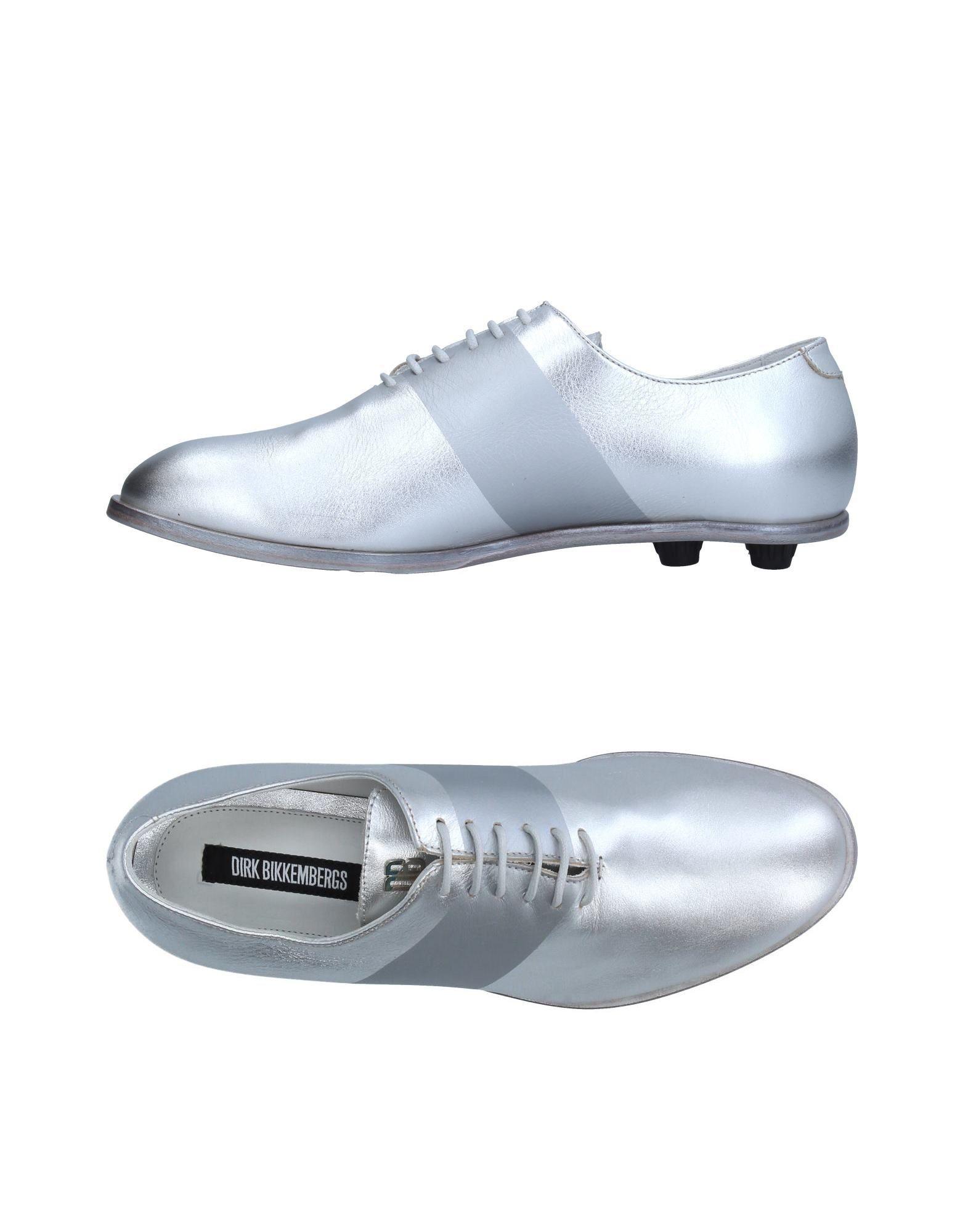 Фотография DIRK BIKKEMBERGS Обувь на шнурках