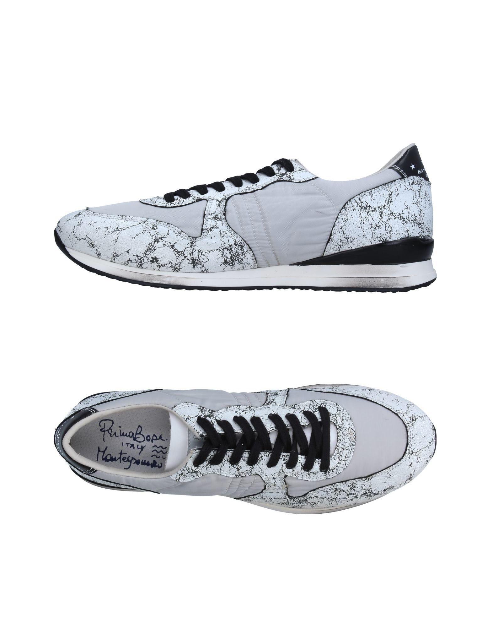 PRIMABASE Herren Low Sneakers & Tennisschuhe Farbe Hellgrau Größe 15 jetztbilligerkaufen