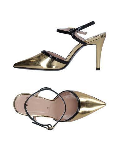 Купить Женские туфли TIPE E TACCHI золотистого цвета