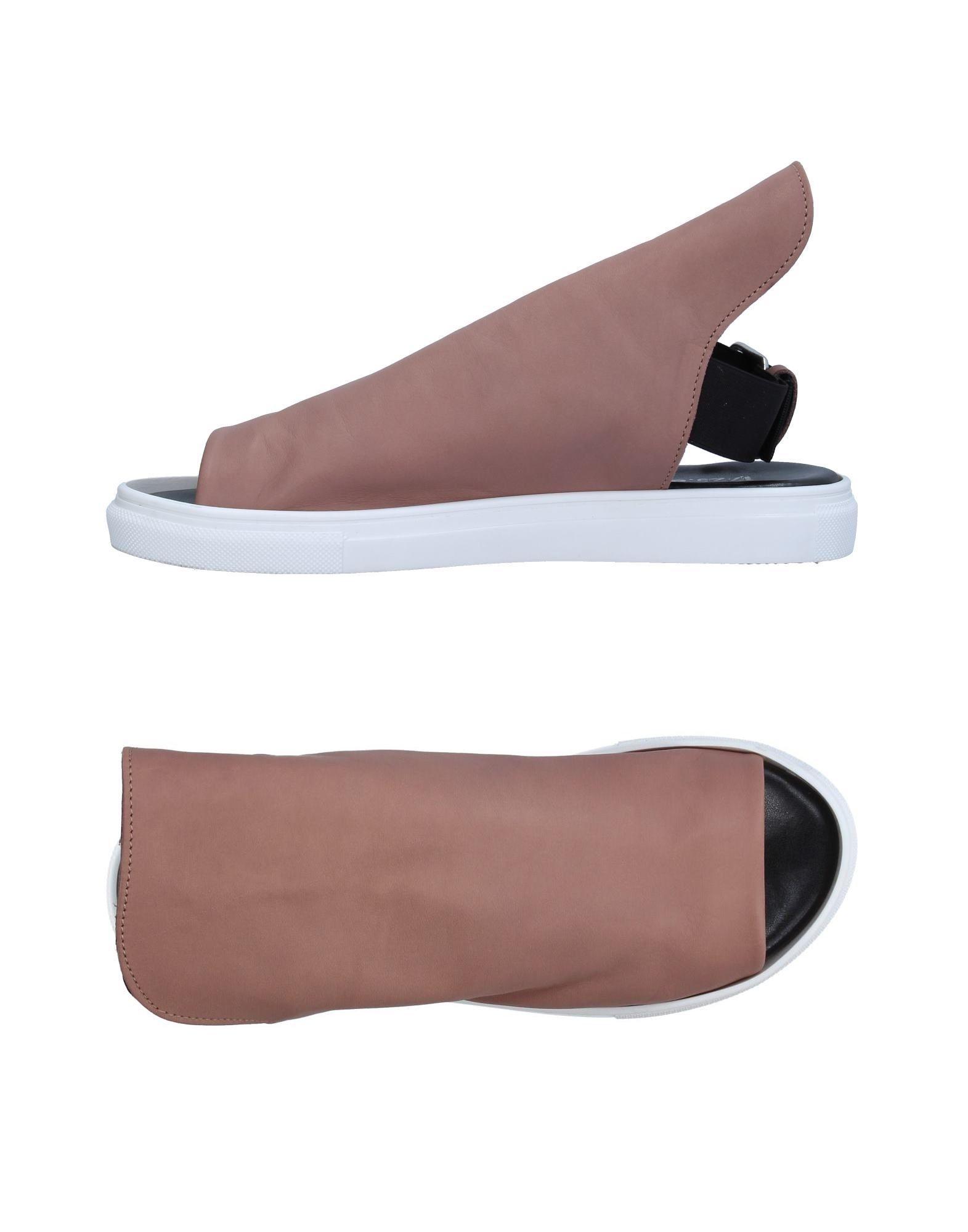 1725.A Damen Sandale Farbe Nude Größe 3 jetztbilligerkaufen