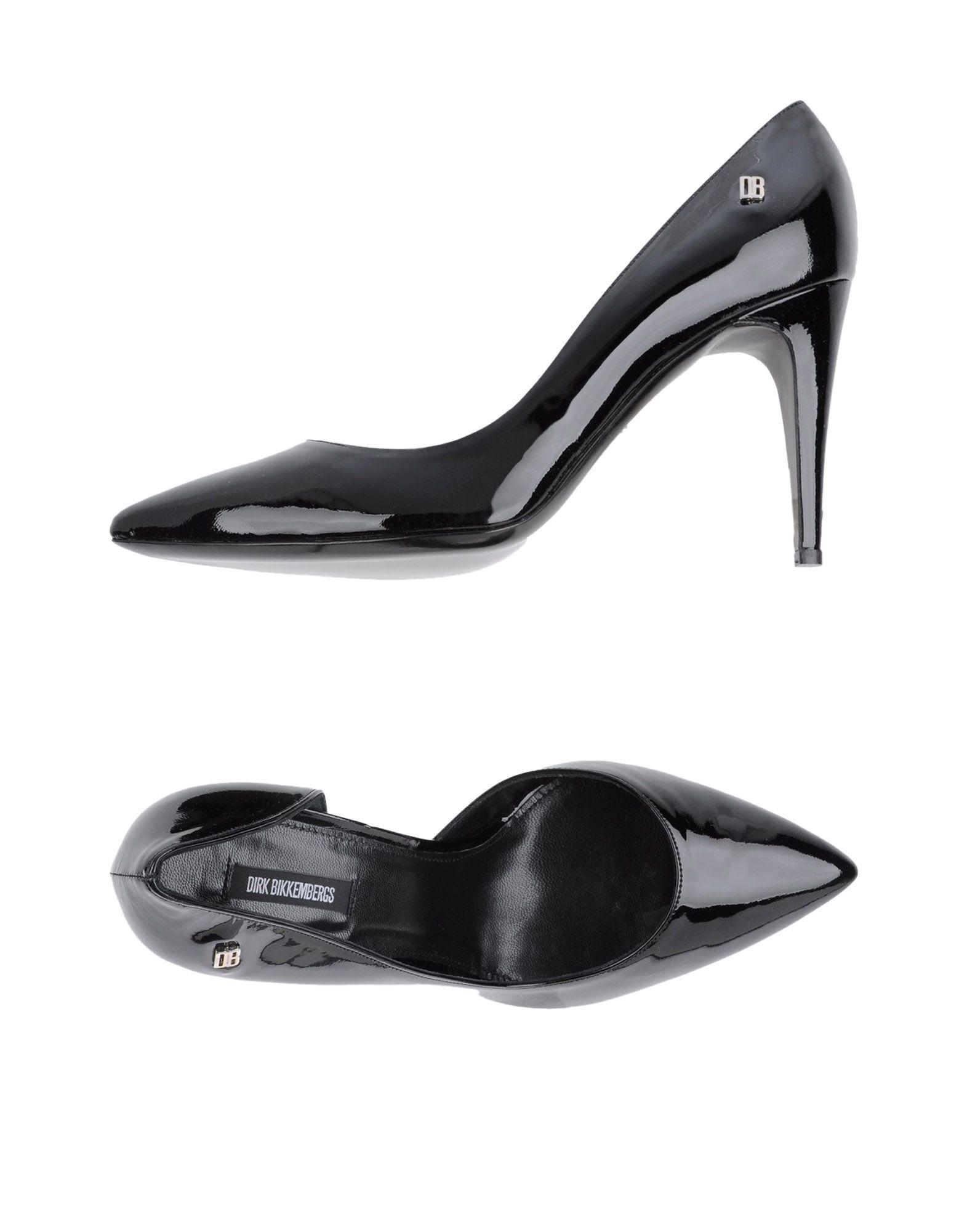 DIRK BIKKEMBERGS Туфли цены онлайн