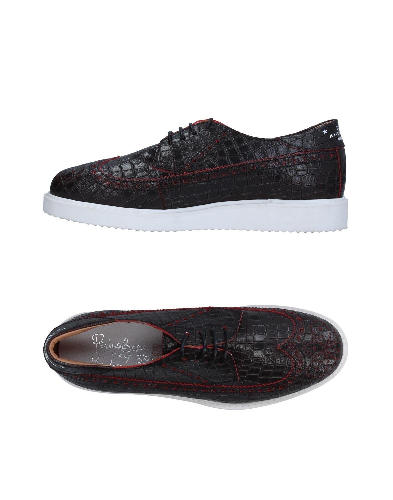 PRIMABASE Обувь на шнурках обувь shoiberg
