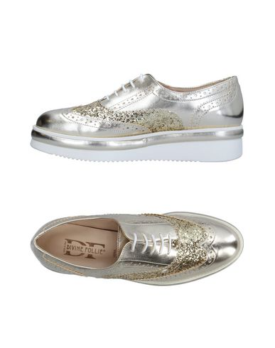Обувь на шнурках от DIVINE FOLLIE