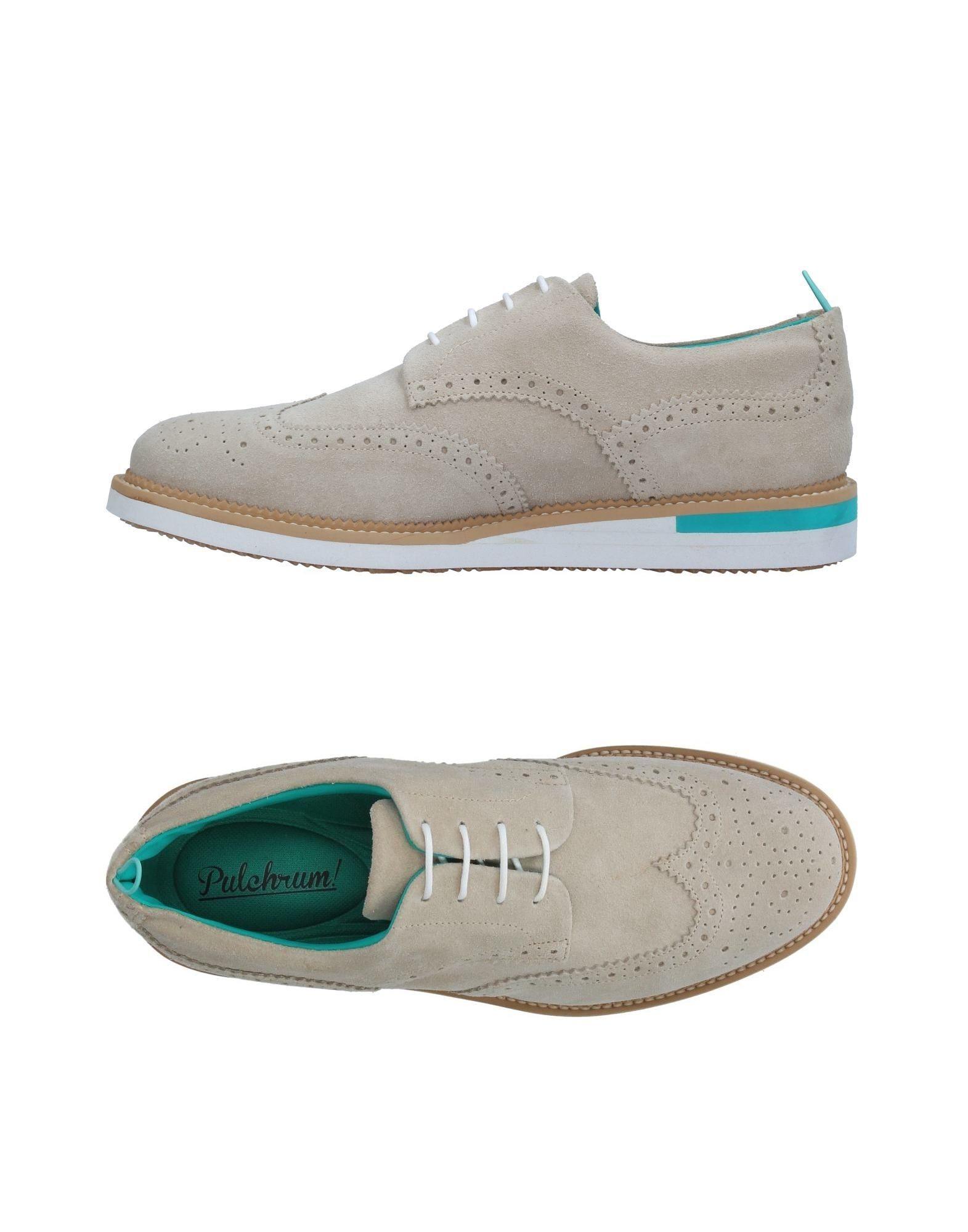 PULCHRUM! Обувь на шнурках цены онлайн