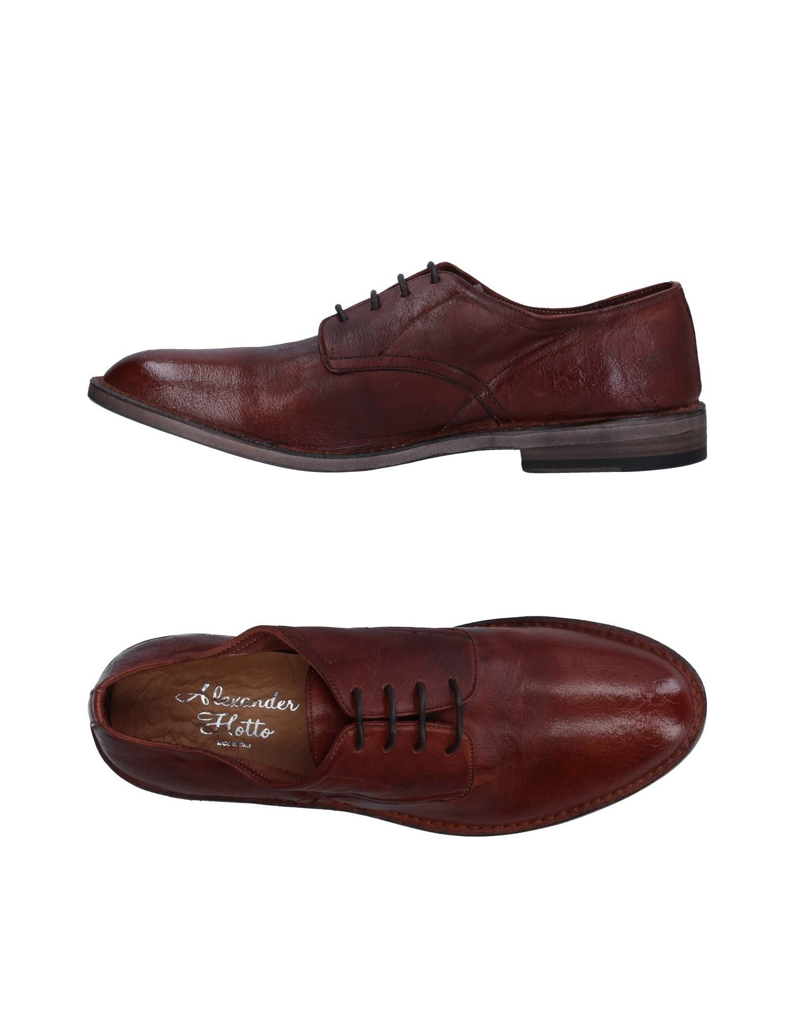 ФОТО alexander hotto Обувь на шнурках