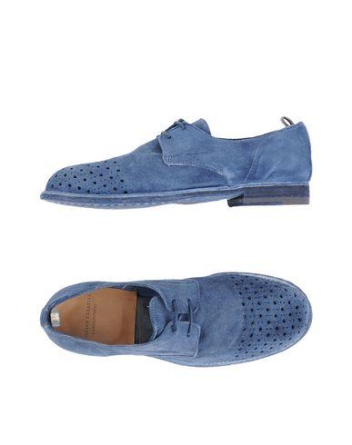 Фото - Обувь на шнурках от OFFICINE CREATIVE ITALIA темно-синего цвета
