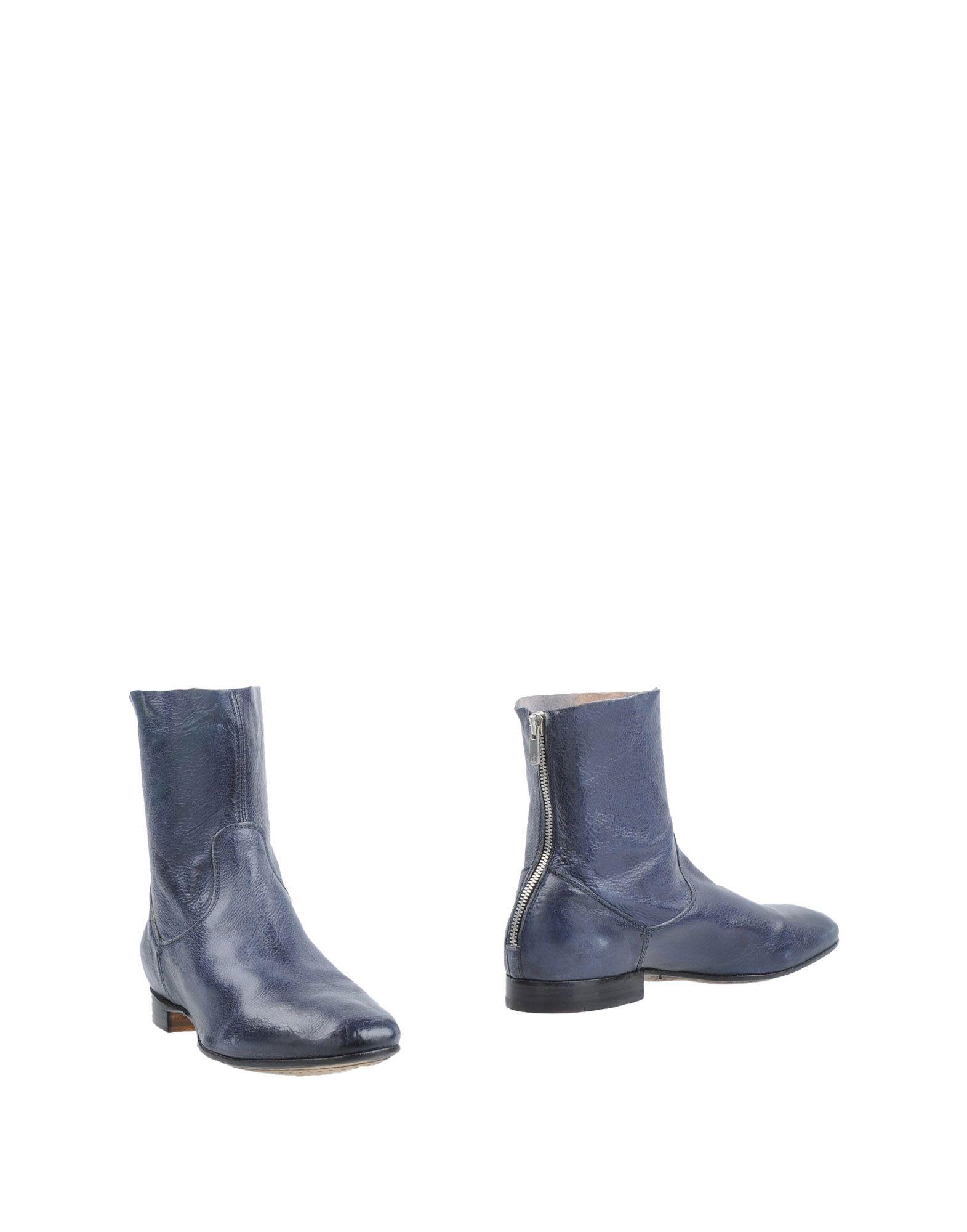 ФОТО officine creative italia полусапоги и высокие ботинки