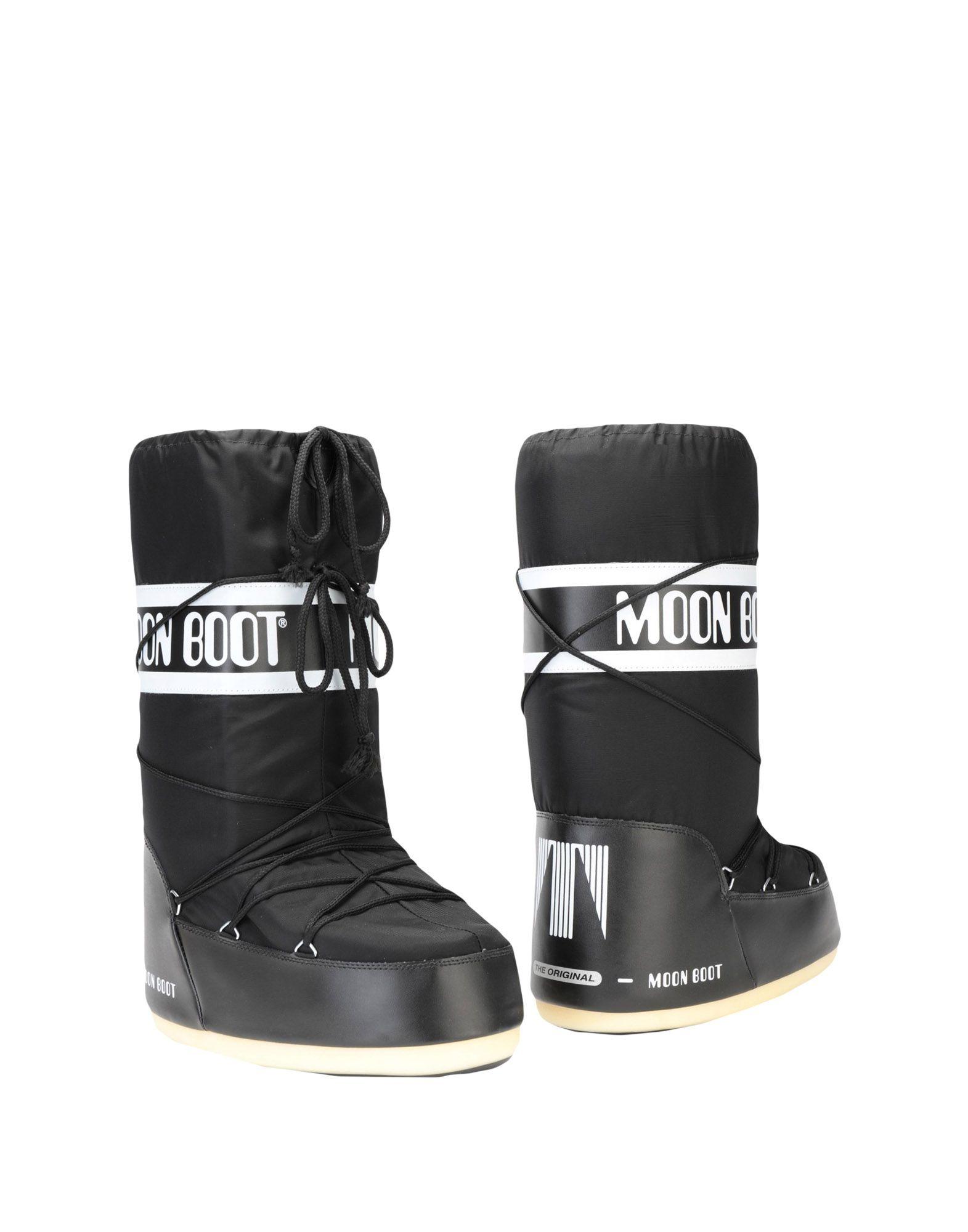 MOON BOOT Сапоги moon boot лыжная одежда