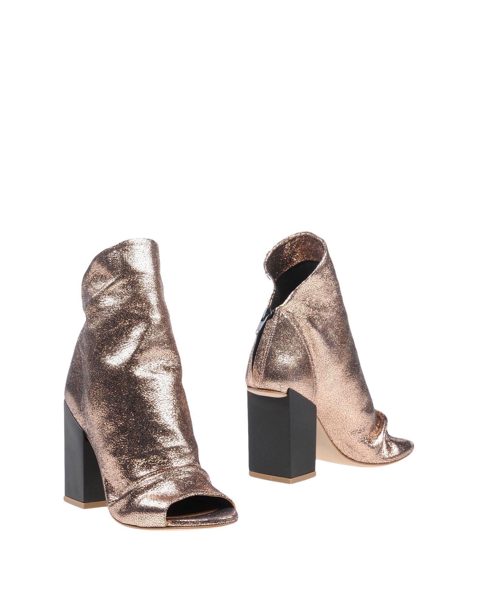 Фото MARC ELLIS Полусапоги и высокие ботинки. Купить с доставкой