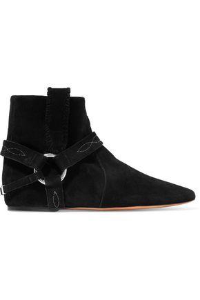 ISABEL MARANT ÉTOILE Suede ankle boots