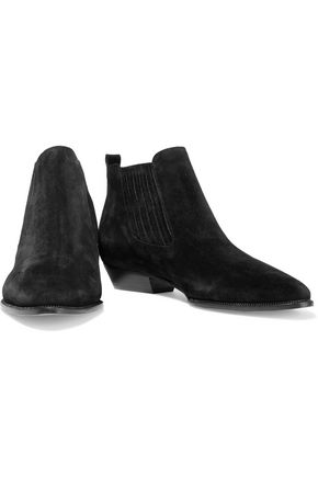 ISABEL MARANT Presley suede ankle boots