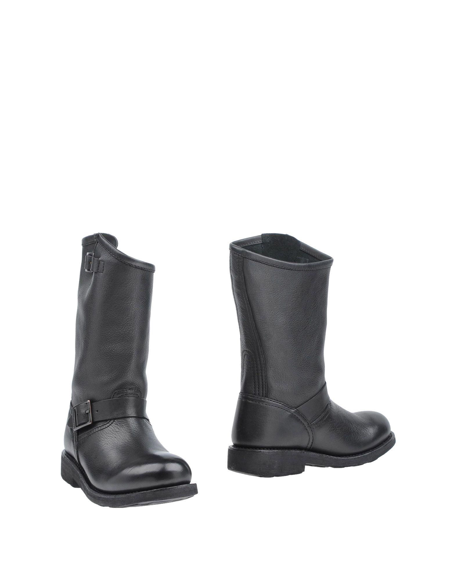 BIKKEMBERGS Полусапоги и высокие ботинки