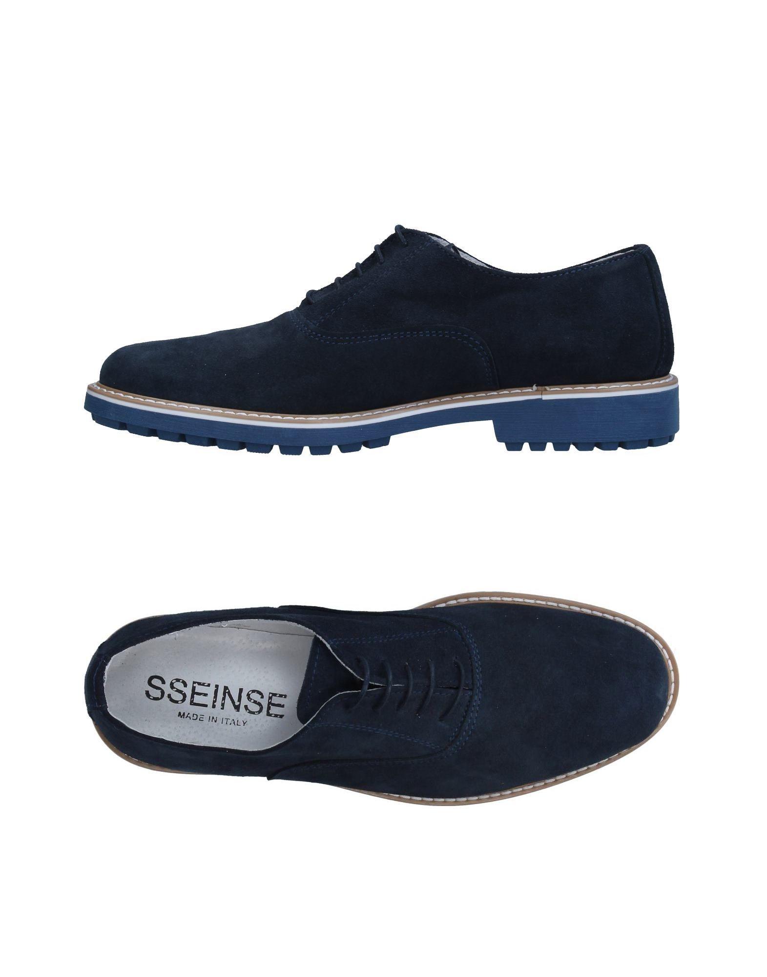 SSEINSE Обувь на шнурках sseinse пуховик