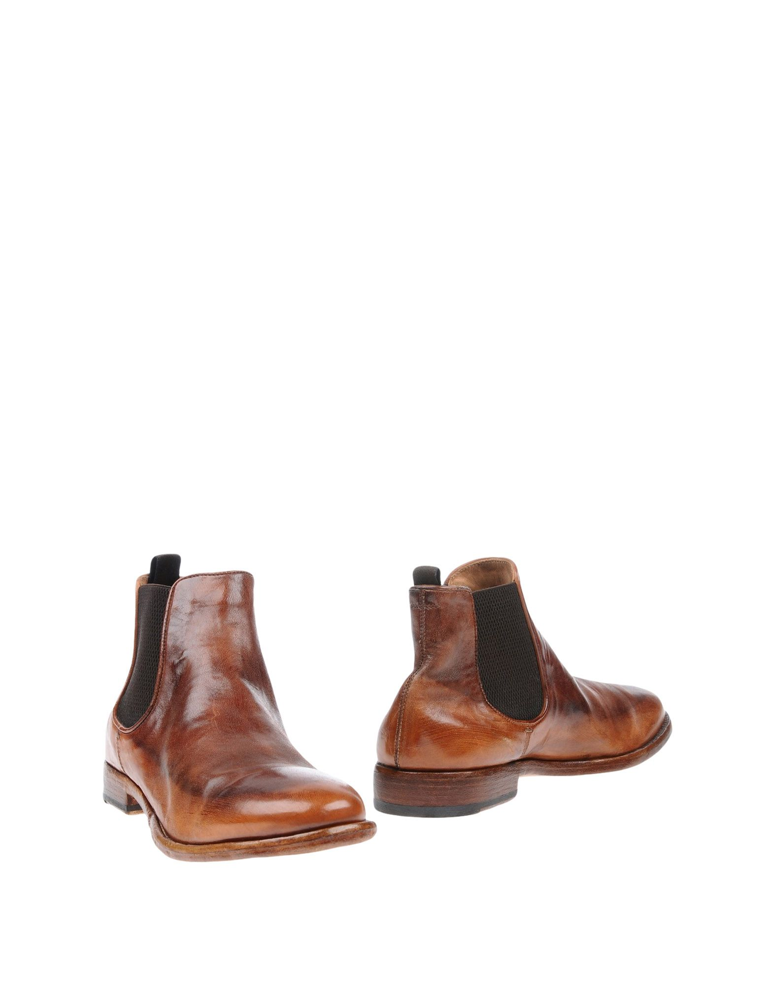 OFFICINE CREATIVE ITALIA Полусапоги и высокие ботинки цены онлайн