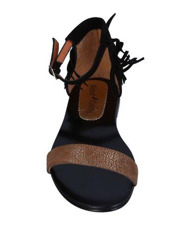 Фото 2 - Женские сандали ABBOT KINNEY цвета хаки